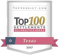 Badge for TopVerdicts.com